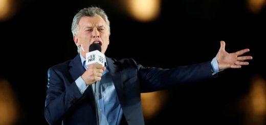 """Macri, en el cierre de campaña: """"Esta marcha no termina hoy, tenemos noviembre"""""""