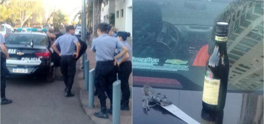 Posadas: intentó robar un fernet y lo atraparon los cadetes apostados en la Estudiantina