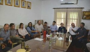 Amayadap planteó la habilitación de una balsa en el puerto de Piray para la exportación a granel de chip pulpa y chip leñaentre Argentina y Paraguay