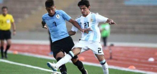 Mundial Sub 17: con Luciano Vera, Argentina ajusta detalles pensando en el debut mundialista