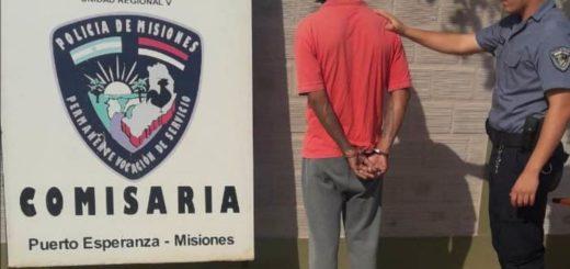 Elecciones en Misiones: tenía orden de captura, después de sufragar fue detenido en Esperanza