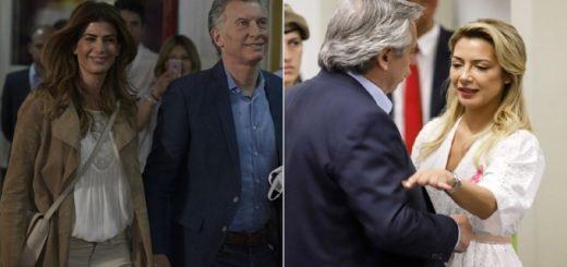 Juliana Awada y Fabiola Yañez: la elegancia y el protagonismo de las candidatas a primera dama en la votación