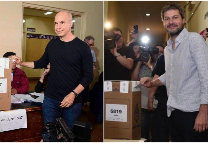 #Elecciones2019: Larreta se impone en Capital Federal, pero Lammens pelea por entrar al balotaje