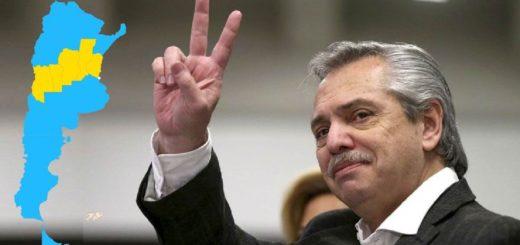 Alberto Fernández ganó en primera vuelta y es el presidente electo de la Argentina