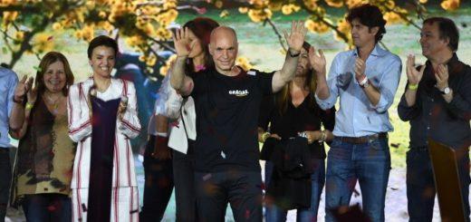#Elecciones2019: Larreta ganó en primera vuelta y por primera vez no habrá balotaje en Capital Federal