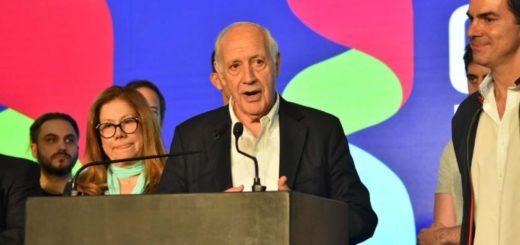 """Lavagna reconoció la derrota y destacó que """"Consenso Federal contará con representación parlamentaria"""""""