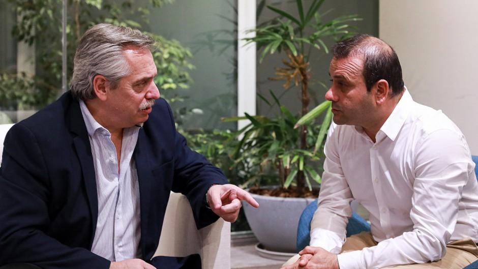 """Oscar Herrera Ahuad: """"Las cuestiones electorales terminaron anoche, lo más importante es la construcción hacia el futuro"""""""