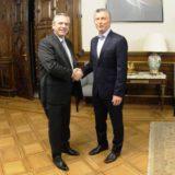 Mauricio Macri visita a Jair Bolsonaro en su último viaje internacional como presidente