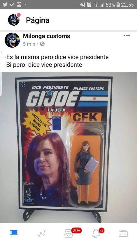 Salió a la venta el muñeco de Alberto Fernández con la banda presidencial y es furor en las redes