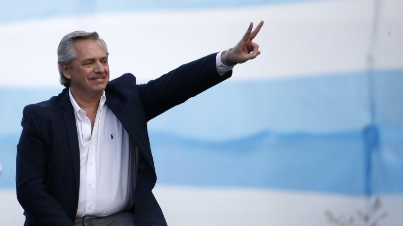 Alberto Fernández agradeció el saludo de Sebastián Piñera: «Nuestros pueblos merecen que trabajemos por la integración de América Latina»