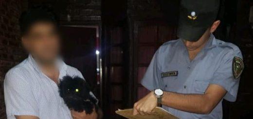 Posadas: la Policía recuperó un caniche que había sido robado por dos adolescentes