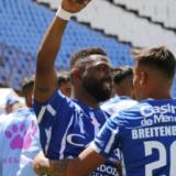 River venció 2-1 a Colón y alcanzó la punta de la Superliga