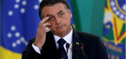 """Bolsonaro nuevamente criticó a Alberto Fernández: """"Nos preparamos para lo peor"""""""