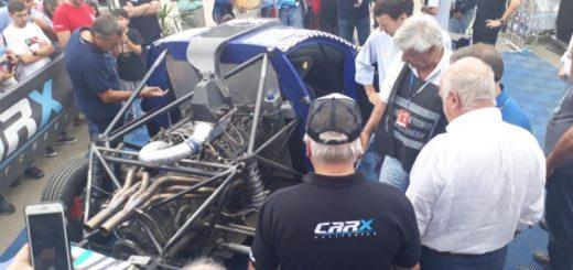 CARX: cambia de fecha la competencia que tendrá el regreso de Carlos Malarczuk a la pista
