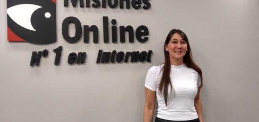 Largó última y terminó con un trofeo y una hazaña entre sus manos: Leticia Ponce de León, la mujer que hizo historia en el automovilismo misionero