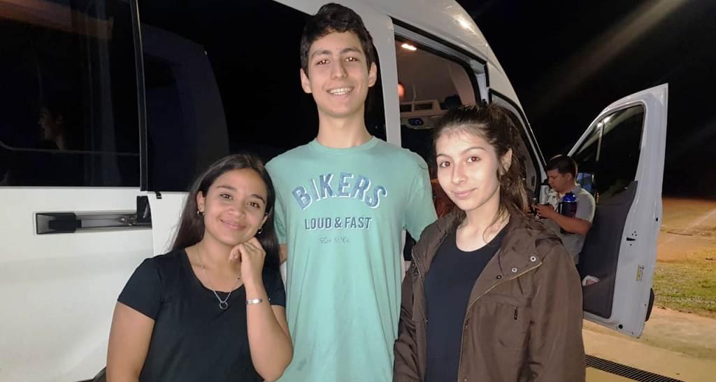 Estudiantes de la escuela de Robótica resultaron ganadores del 2do puesto del Hackaton – Samusng en el marco del Campus Party Paraguay