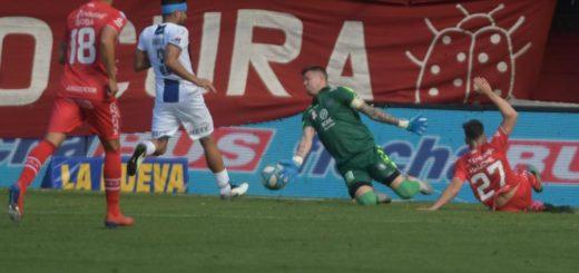 Argentinos Juniors superó 1-0 a Talleres y es el único líder de la Superliga