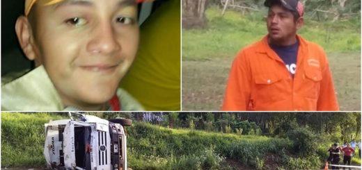 Duelo en Eldorado: la Municipalidad declaró asueto por la muerte de los recolectores