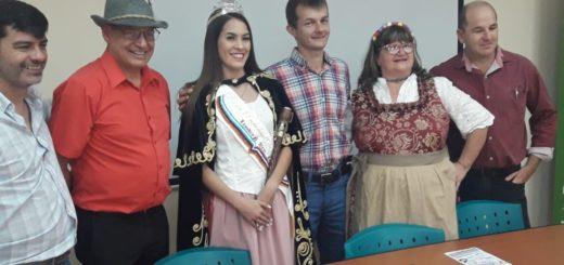 Alem presentó una nueva edición de la Fiesta Provincial de la Cerveza