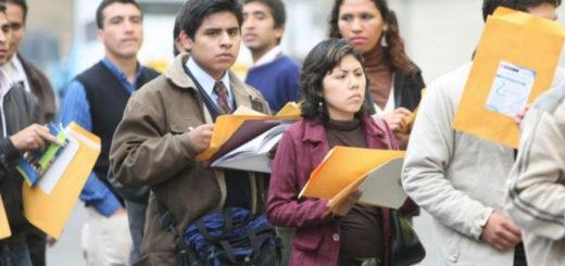 De acuerdo a estadísticas oficiales, se perdieron 125 mil puestos de trabajo registrado en el último año