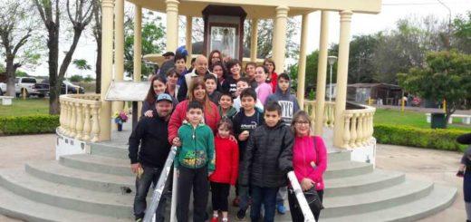 Grandes resultados de jóvenes taekwondistas misioneros en Chaco