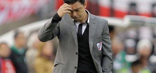 Malas noticias para Gallardo: River pierde a un jugador por lesión