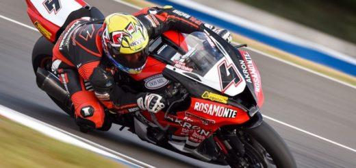 Luciano Ribodino del Rosamonte Racing Team correrá la GP3 de las Américas junto al Mundial de Superbike en San Juan