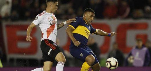 Boca publicó fotos denunciando una supuesta brujería que le hizo River en la Copa Libertadores
