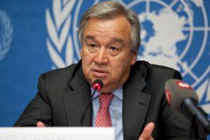 """La ONU pidió frenar las guerras en """"forma inmediata"""" para combatir a nivel global el coronavirus"""
