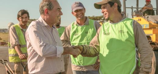 Actividades por el Día del Camino y del Trabajador Vial