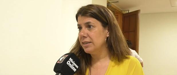Andrea Tirolo explicó los alcances del Protocolo de Estambul y los lineamientos para prevenir la tortura en situaciones de encierro