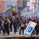 Un mochilero argentino fue detenido en Ecuador por violar el toque de queda