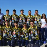 La chicas de Cestoball del Instituto Línea Cuchilla representarán a Misiones en los Juegos Nacionales Evita