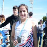 Juegos Nacionales Evita: las chicas de Gimnasia Rítmica sub 14 sumaron otra medalla de oro para Misiones