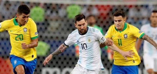 El próximo Argentina – Brasil ya tiene fecha y lugar confirmado