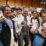 Karate: podio de misioneros en Paraguay