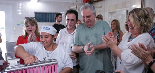 "Passalacqua recorrió la renovada cooperativa ""Leandrito"" en Leandro N. Alem"