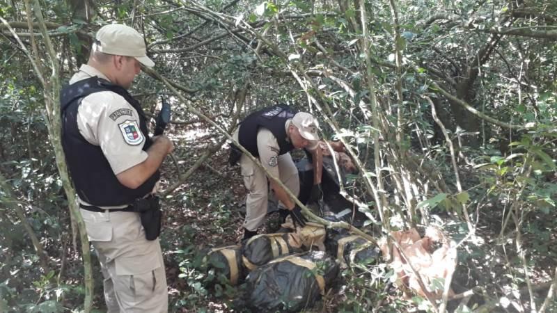 Prefectura Naval secuestró más de 330 kilos de marihuana en Corpus