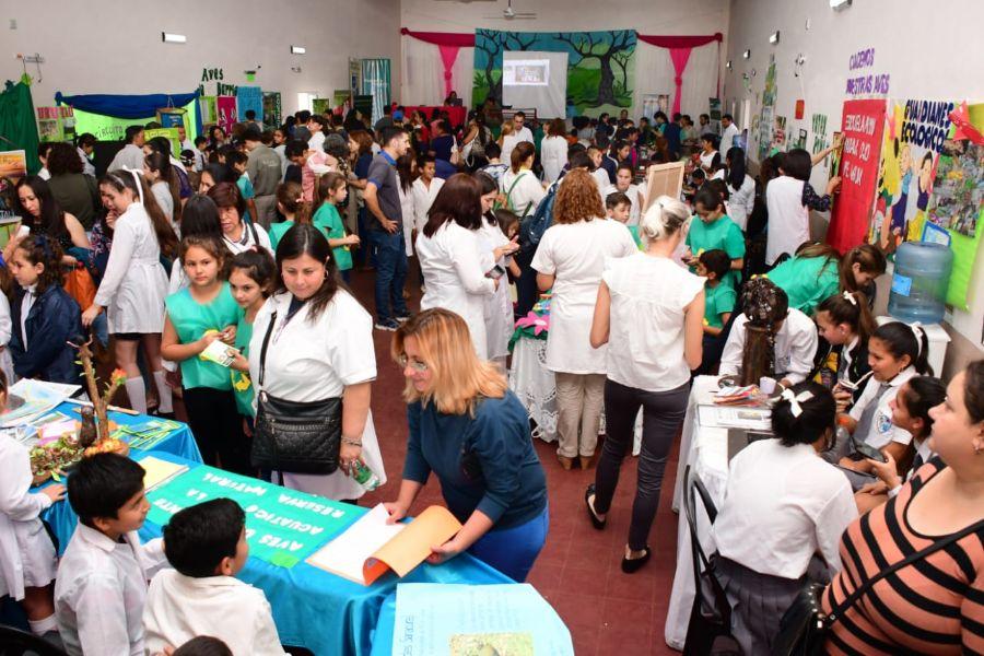 """La EBY participa del""""1er encuentro de sensibilización Reserva Natural Urutaú"""""""