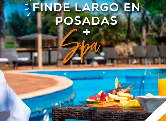 ¿A dónde viajamos este finde?: Turismo Misiones te invita a disfrutar de dos días de río y spa en Posadas