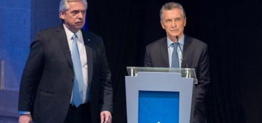 Mauricio Macri y Alberto Fernández ocuparon el centro del primer debate presidencial: mirá el resumen