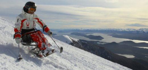 El primer instructor de esquí en sillas de ruedas: la historia detrás del trágico accidente que lo dejó inmóvil