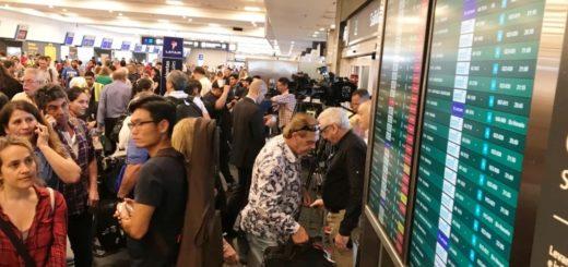 Tras el acuerdo entre el gremio y el Gobierno, atrás quedó el paro y hay normal actividad en los aeropuertos
