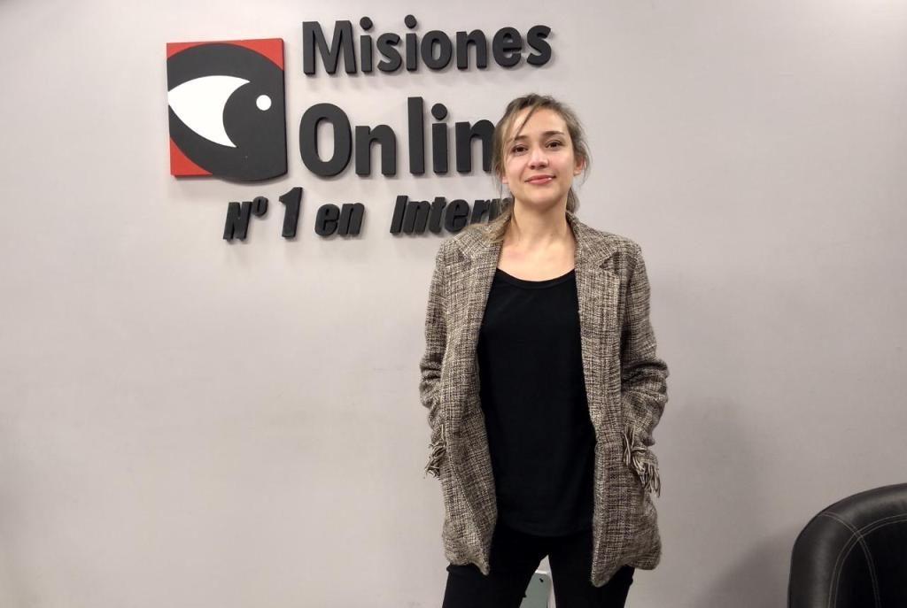La misionera Erica Vega hace punta en la provincia con la moda sustentable…Ingresá y adquirí las prendas de IMIX por Internet