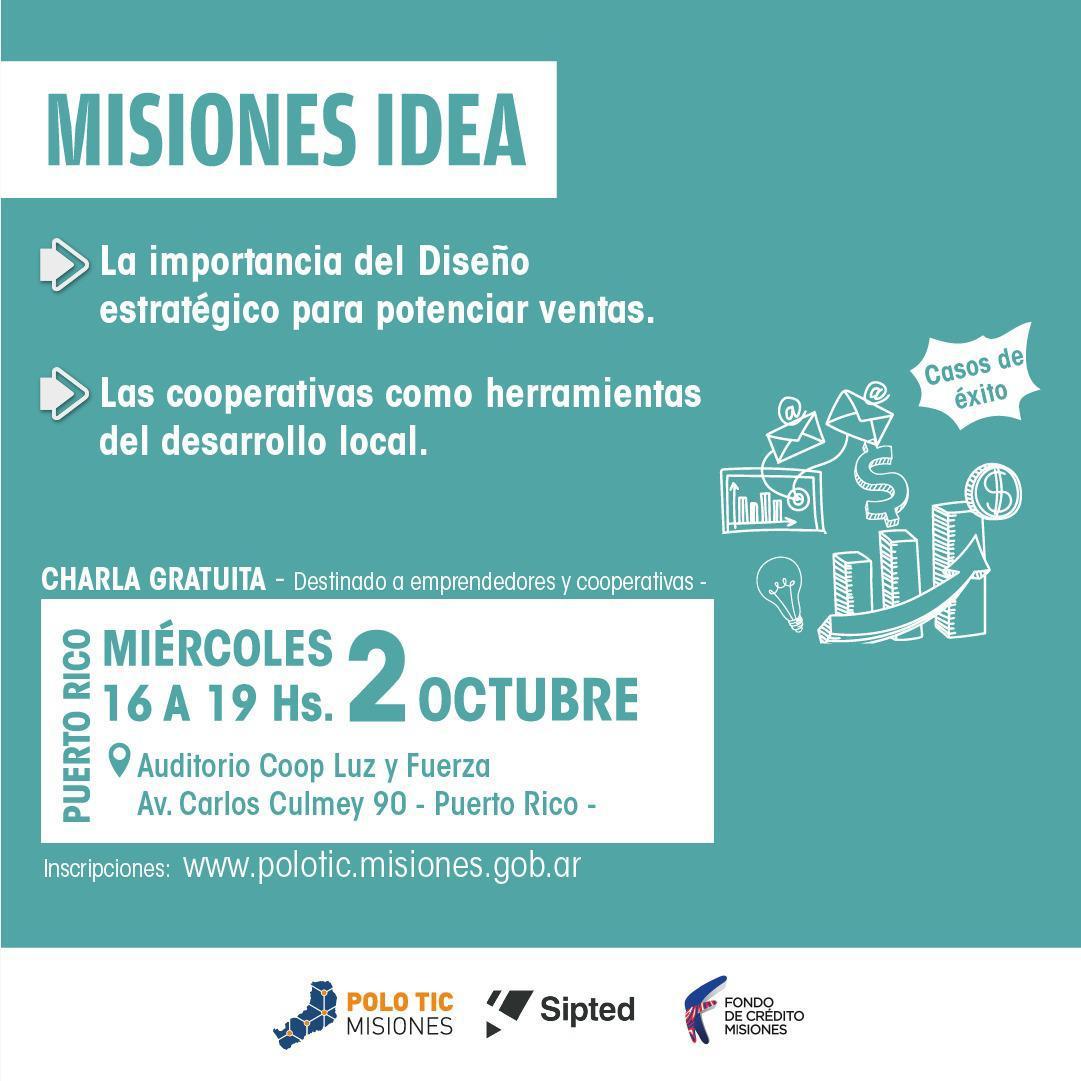 Charla sobre Diseño Estratégico y Cooperativas en Puerto Rico