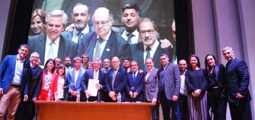 Referentes Pymes provinciales realizaron propuestas a Alberto Fernández