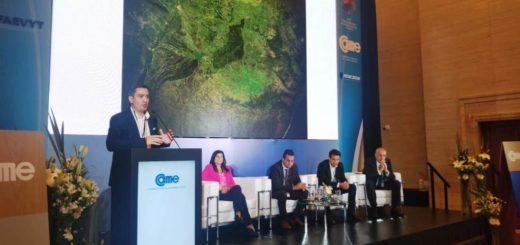 #ForoCAME: Arrúa destacó la política de Estado que apuntala al Turismo en Misiones