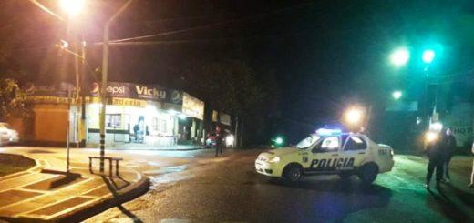 Peatón falleció tras ser embestido por un utilitario en avenida San Martín de Eldorado