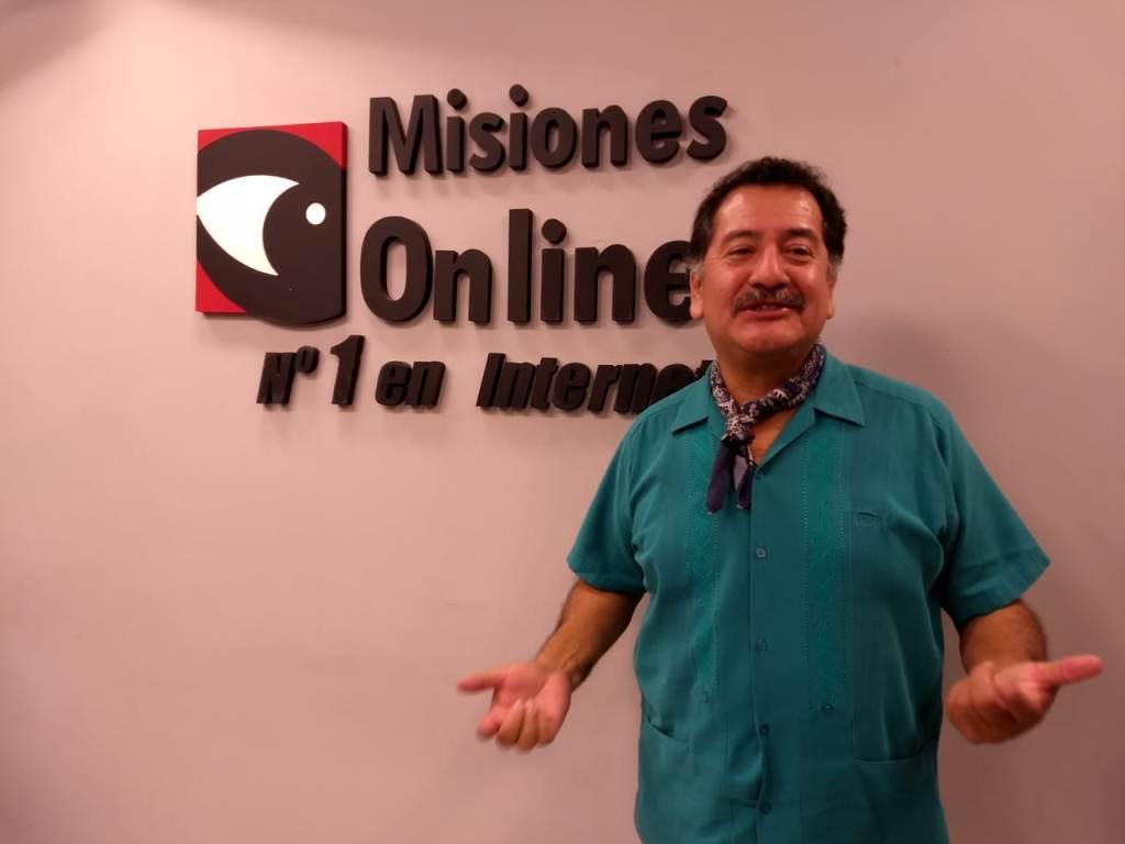 """Betto Arcos hablaráhoy en Posadas sobre """"Periodismo musical y el mercado musical latinoamericano"""""""