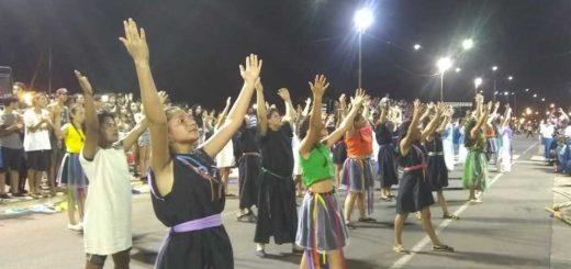 Comenzó la gran fiesta de los estudiantes posadeños: seguí en vivo la #Estudiantina2019